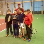 Torneos sociales tenis